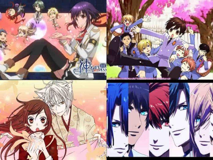 Favourite 10 (Ten) Best Reverse Harem Anime Series