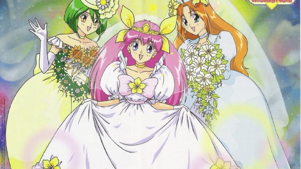 Wedding Peach (Ai Tenshi Densetsu Wedding Peach)