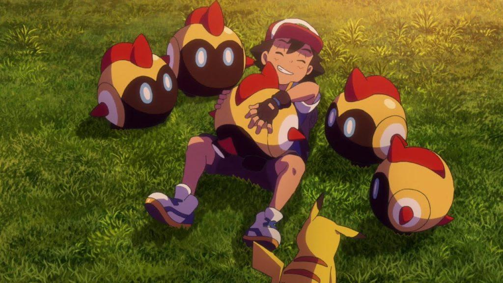 Pokémon the Movie Secrets of the Jungle