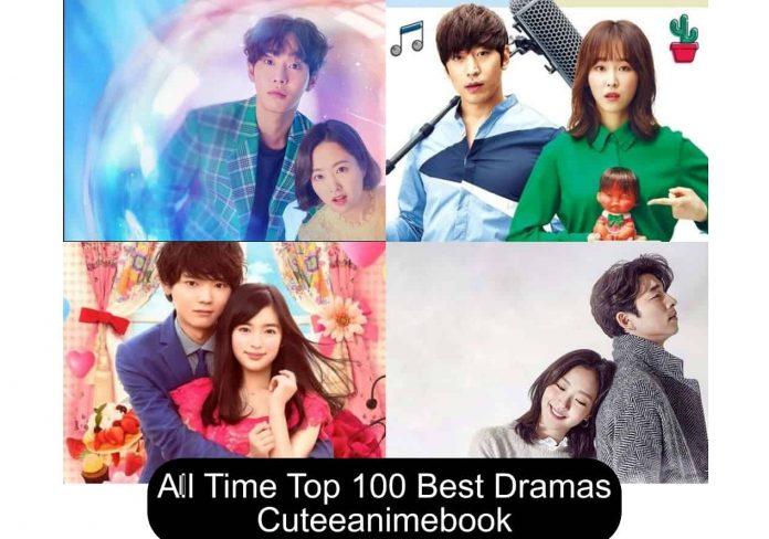 All Time Top 100 Best Korean Dramas