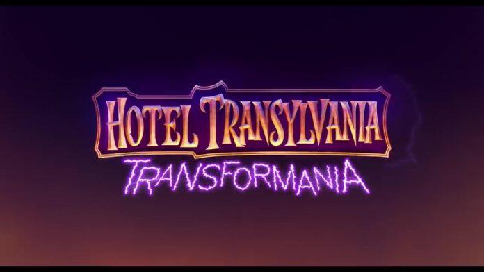 HOTEL TRANSYLVANIA 4 Transformania (2021)